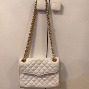 White Quilted Rebecca Minkoff